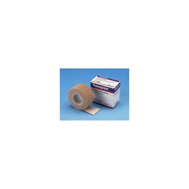 Tensoplast sport, elastisk strækbind, 2,5 cmx4,5M