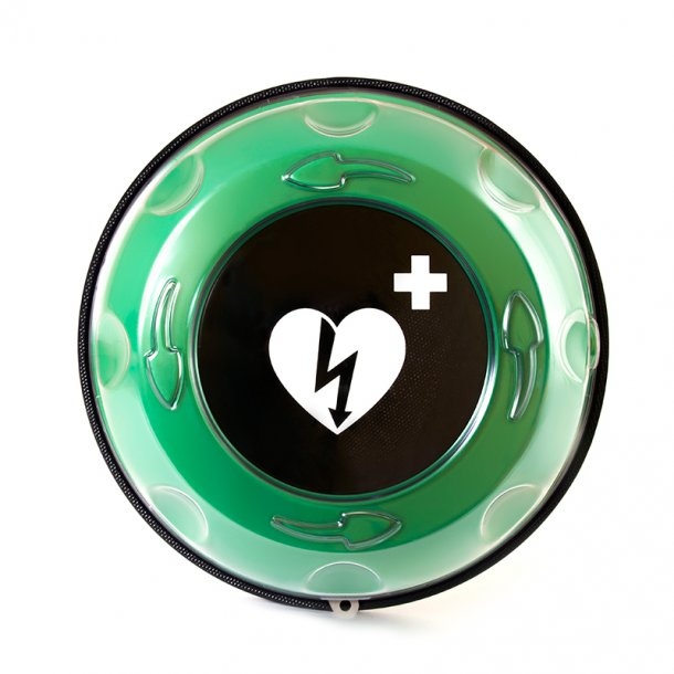 ROTAID solid PLUS, LED varmeskab til hjertestarter