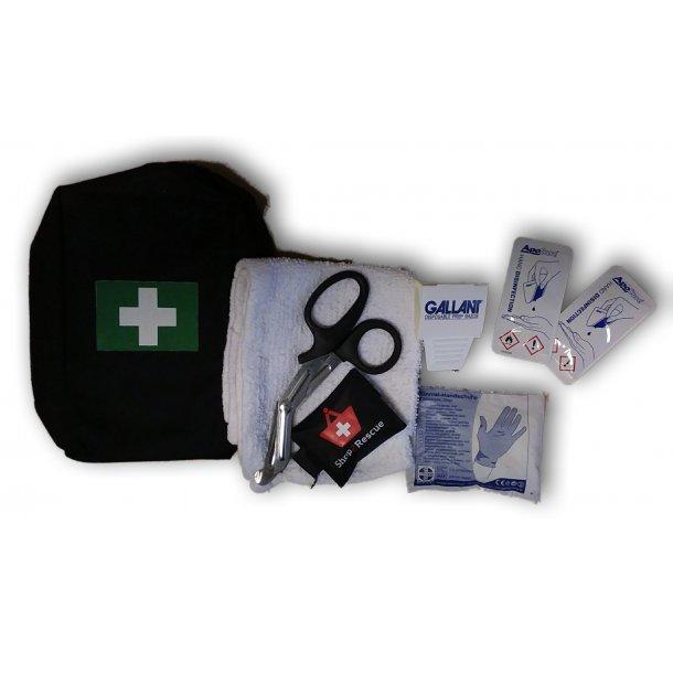 Hjerteløbertaske - small