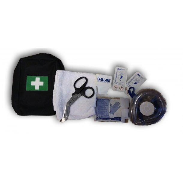 Hjerteløbertaske - medium