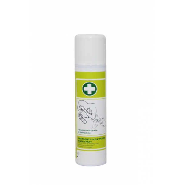 Øjenskyllespray - 250 ml.