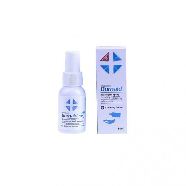 Burnaid - Gel Spray 50 ml.