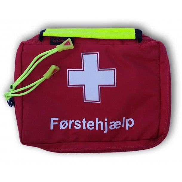 First Aid Bag S - med dansk tekst
