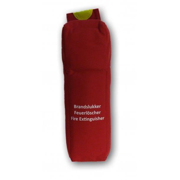 Massivt Isoleret taske til 112 brandslukker - Tasker - Shop2Rescue ApS PU29